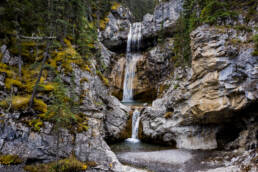 Junction Falls, Kananaskis, Alberta, Kirk Lubimov